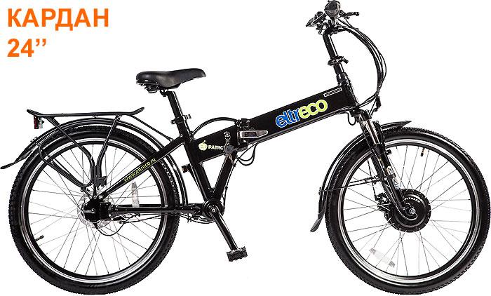 Электровелосипед Eltreco Patrol Кардан 24 350w